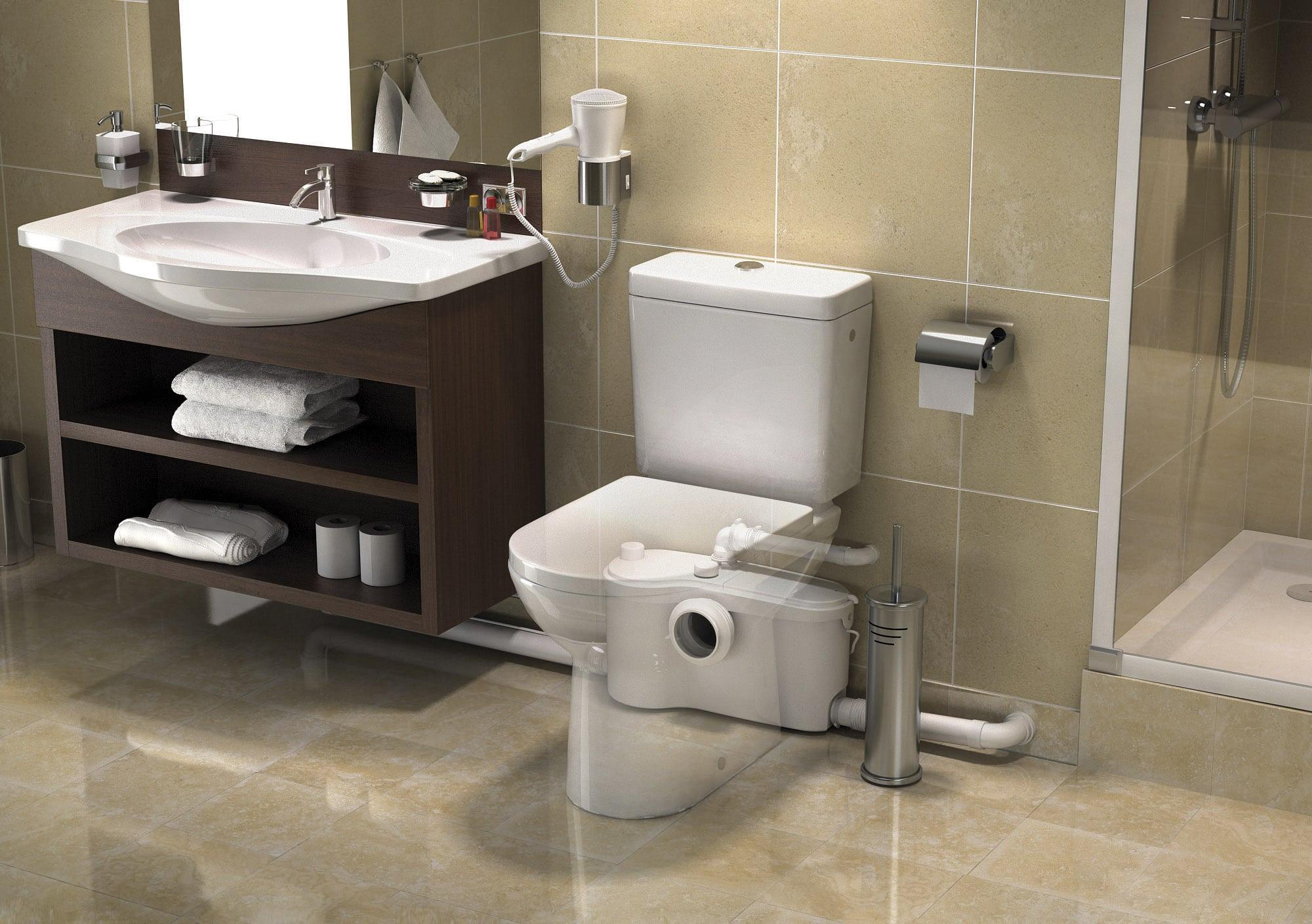 trituratori wc