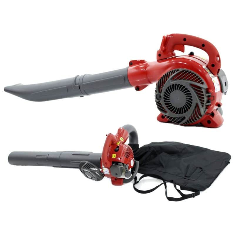 soffiatore-aspiratore a scoppio GeoTech BBV260A