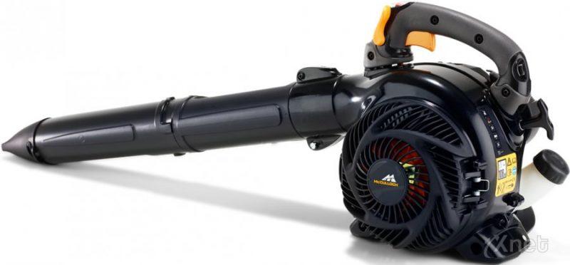 soffiatore - aspiratore a scoppio McCulloch GBV 345