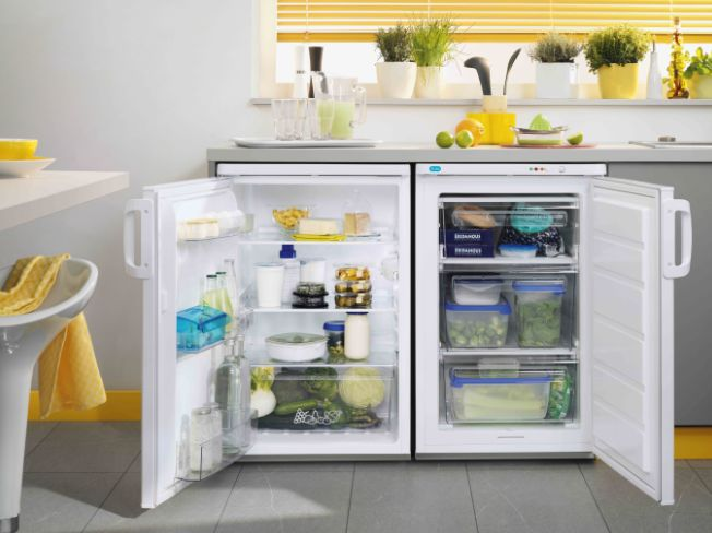 congelatore a cassetti fattori