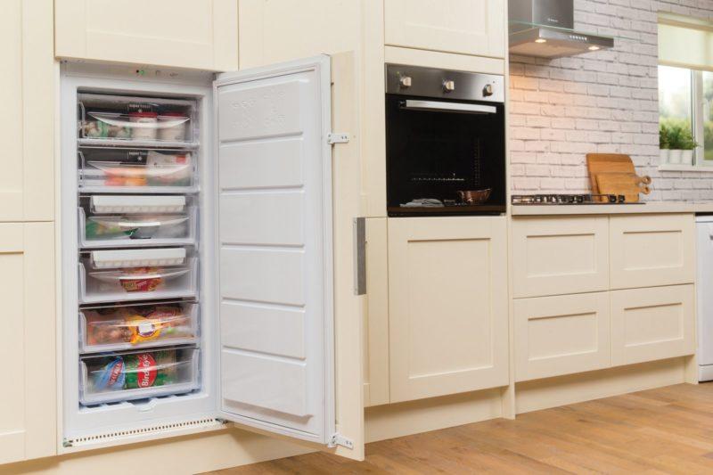 congelatore verticale a cassetti conclusione