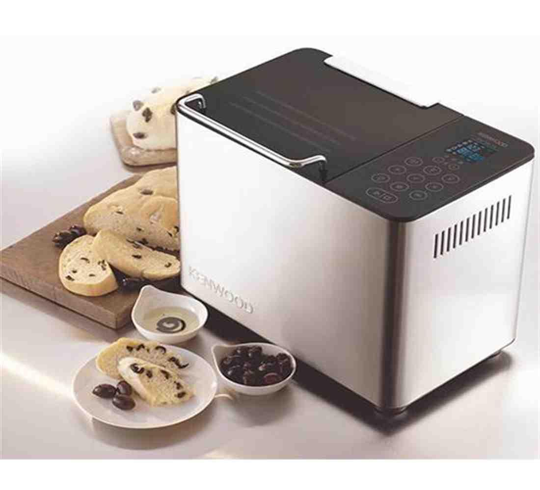 Kenwood BM450, la recensione di una delle migliori macchine del pane!