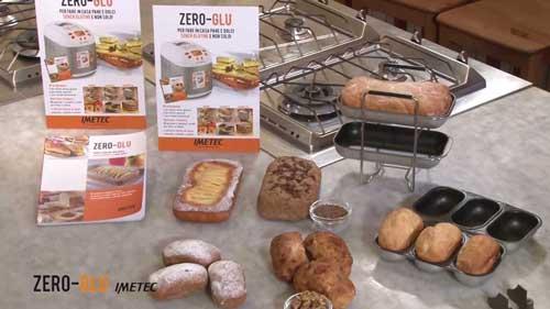 macchina per il pane imetec zero glu