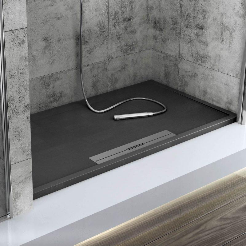 Piatto doccia il migliore del 2018 secondo vestocasa - Piatto doccia in pietra ...