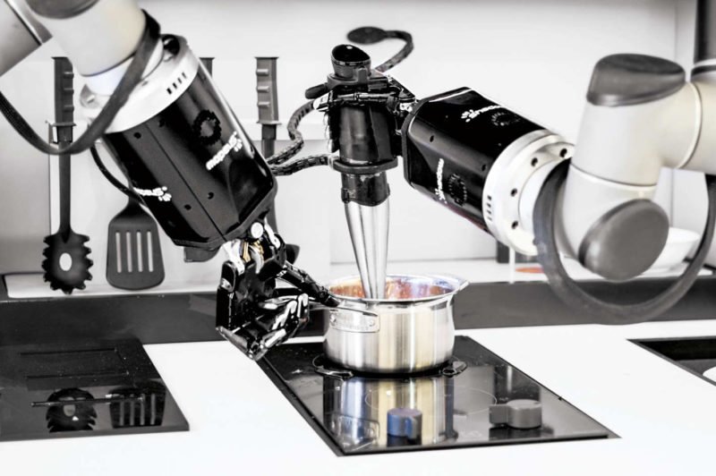 robot da cucina conclusione