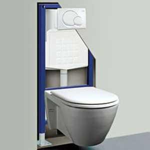 cassetta wc incasso