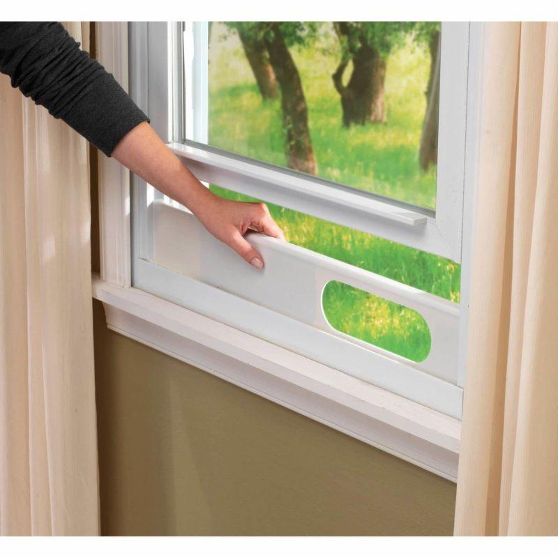 Condizionatori portatili e climatizzatori i migliori del 2018 - Guarnizione finestra per condizionatore portatile ...