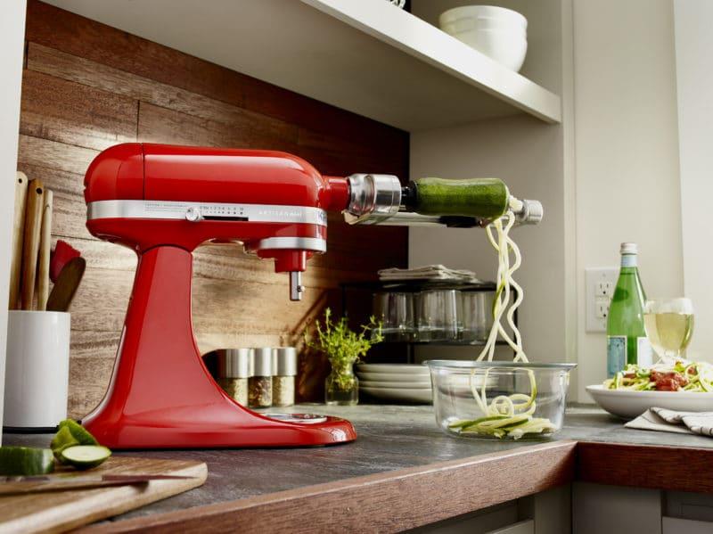 kitchenaid artisan accessori