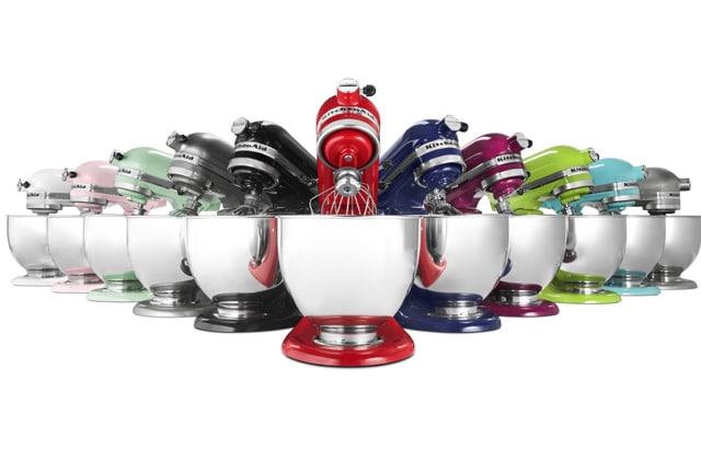 kitchenaid artisan vari colori