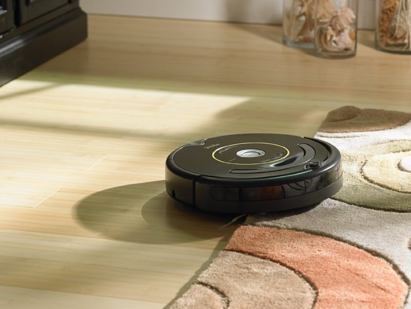 roomba 650 sui tappeti