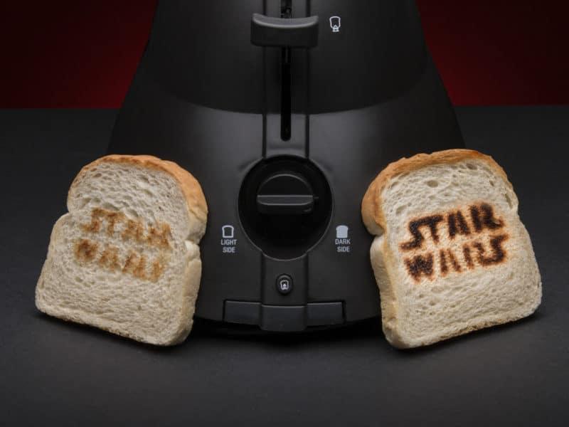 star wars come vengono i toast davvero