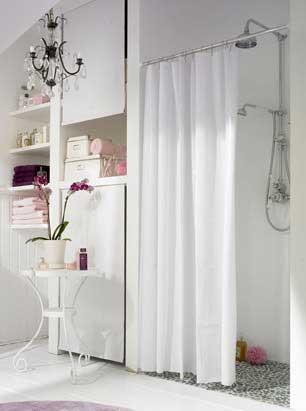 tenda per doccia