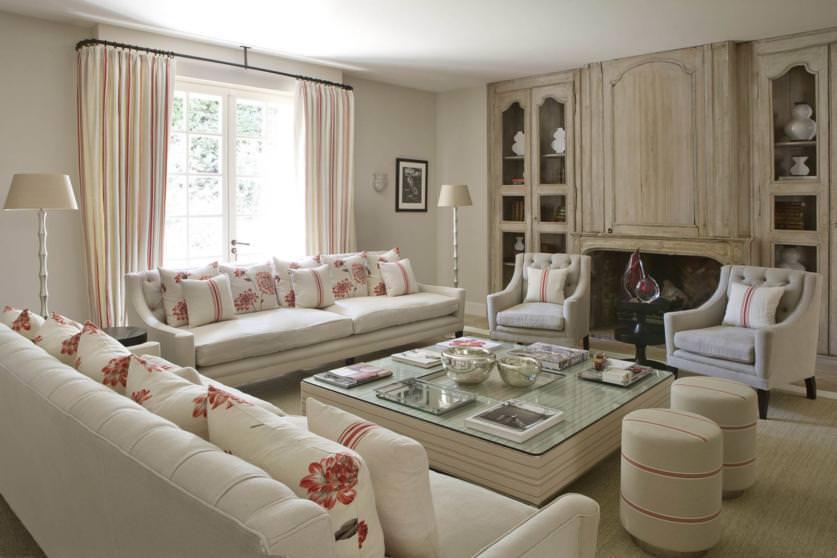 Stunning Arredamento Soggiorno Stile Provenzale Ideas - Design ...