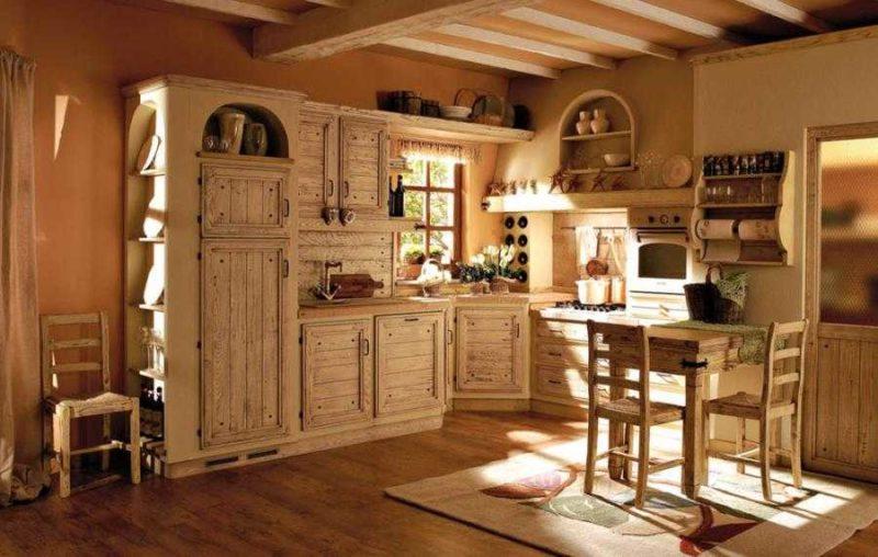 Arredamento country le nostre dritte vesto casa for Arredare casa stile country
