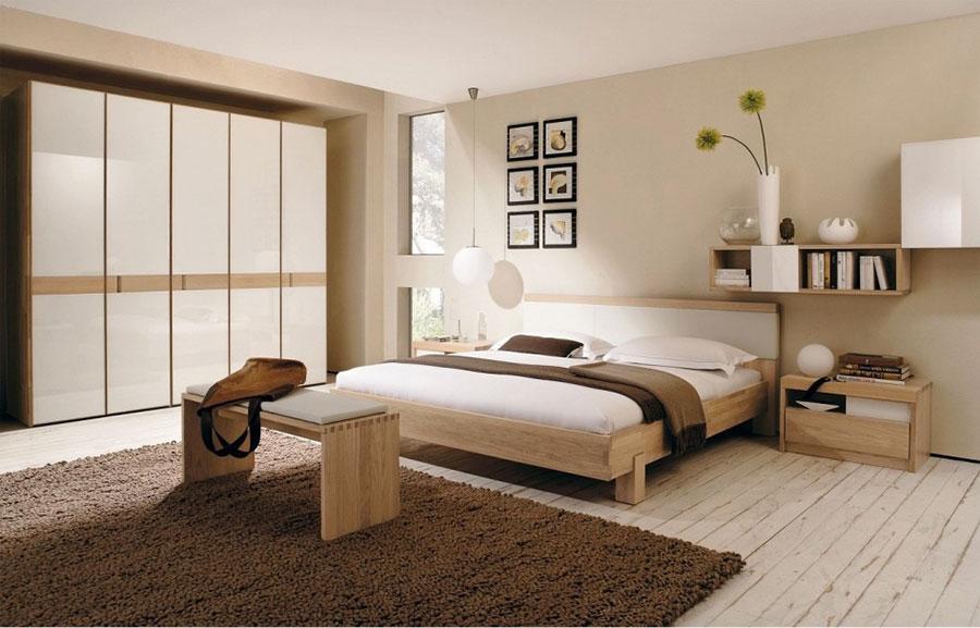 Beautiful Feng Shui Camera Letto Contemporary - House Design Ideas ...