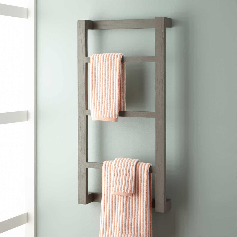 Porta asciugamani i migliori del 2019 per arredare il tuo bagno - Porta asciugamani design ...