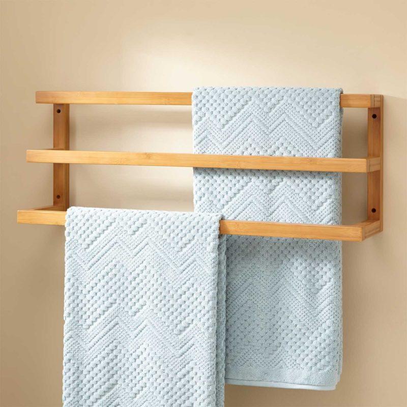 Porta asciugamani i migliori del 2018 per arredare il tuo - Porta asciugamani bagno ...
