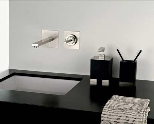rubinetti di design parete