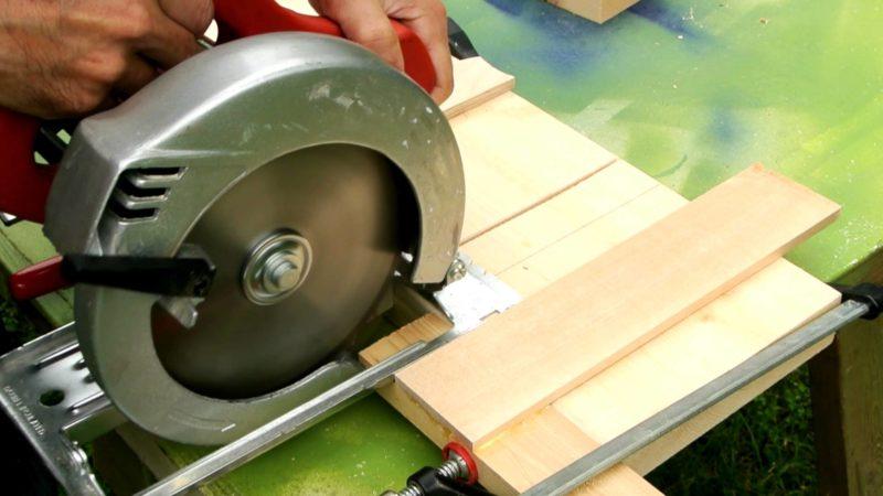 sega circolare legno