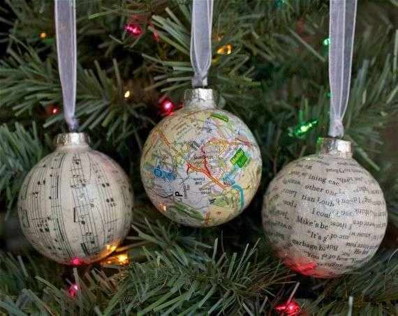 palline di natale fai da te: 5 idee originali