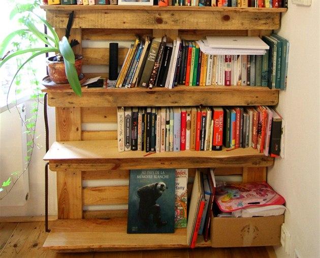 libreria fai da te bancale