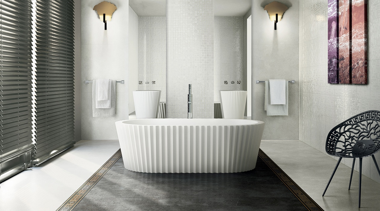 Rivestimenti Bagno Ultima Moda : Rivestimenti bagno idee arredo vesto casa