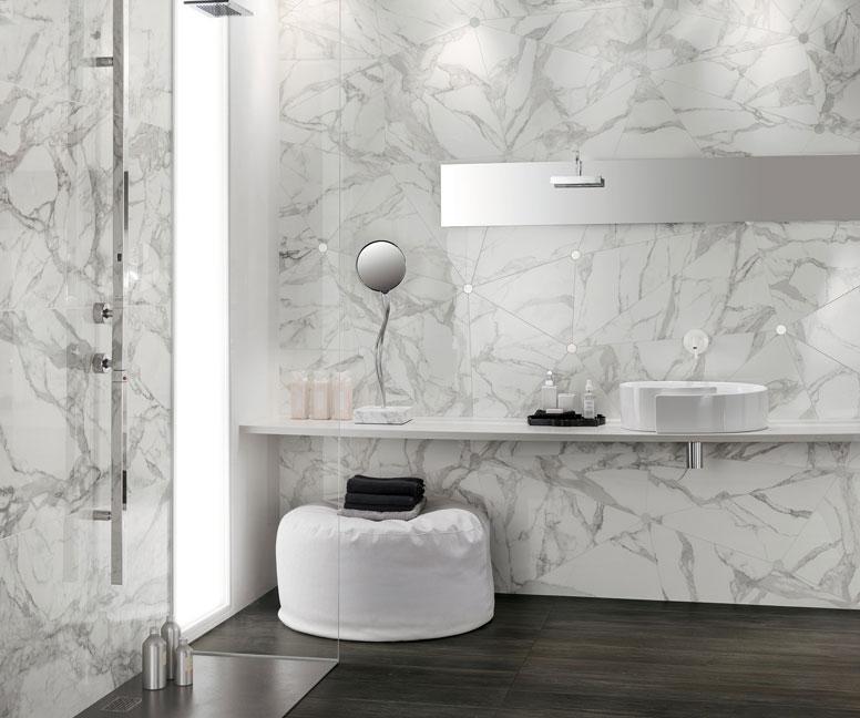 Rivestimenti bagno 5 idee arredo 2018 vesto casa - Rivestimenti per bagno moderno ...