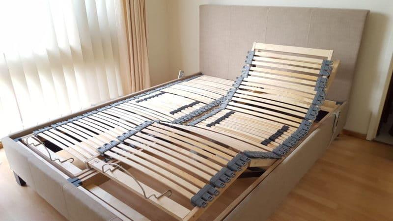 reti elettriche legno e ammortizzatori