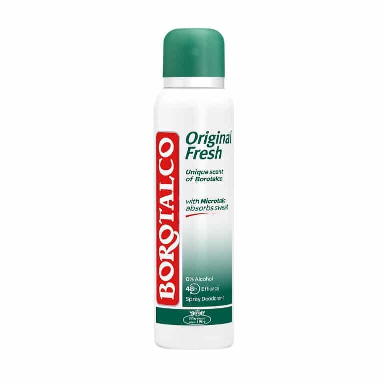 Borotalco spray marche deodoranti