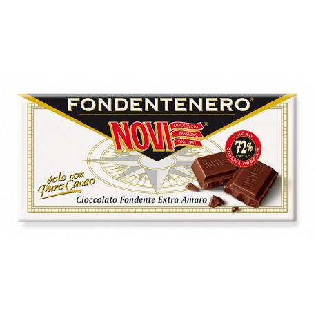 Novi barretta cioccolato extra fondente marche di cioccolato