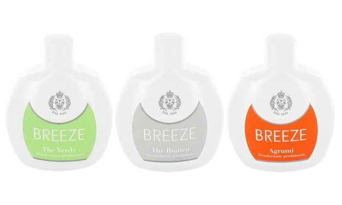 breeze marche deodoranti squeeze