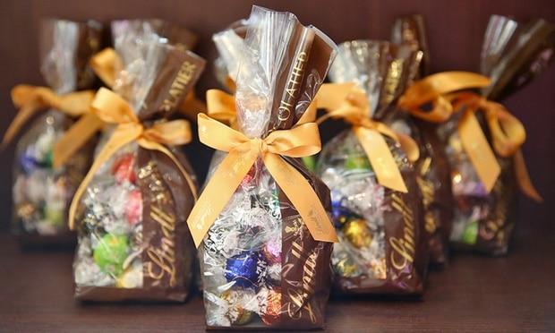 confezione mista lindor marche di cioccolato