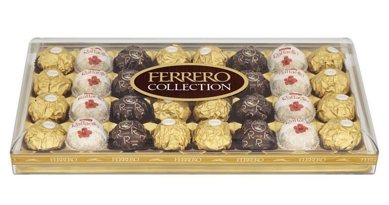ferrero collection marche di cioccolato