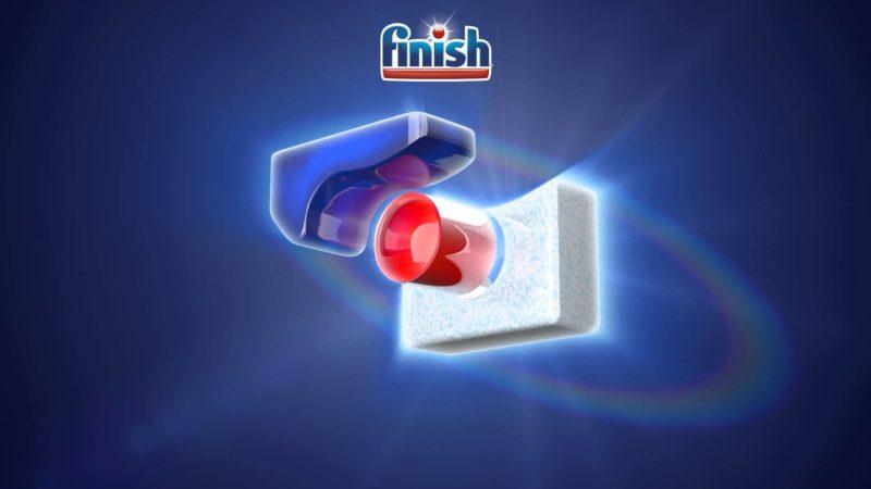 finish marche detersivi logo e immagine powerball