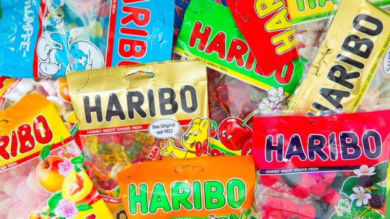 haribo marche di caramelle gommose
