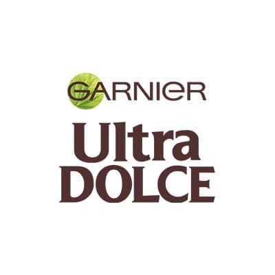 logo garnier ultradolce marche di shampoo