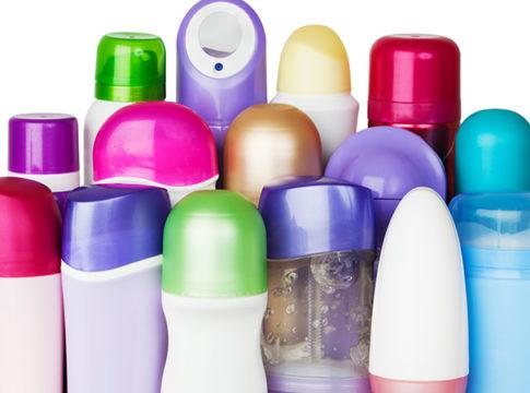 marche deodoranti sticks senza marchio colorati