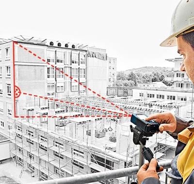 misuratore laser funzioni