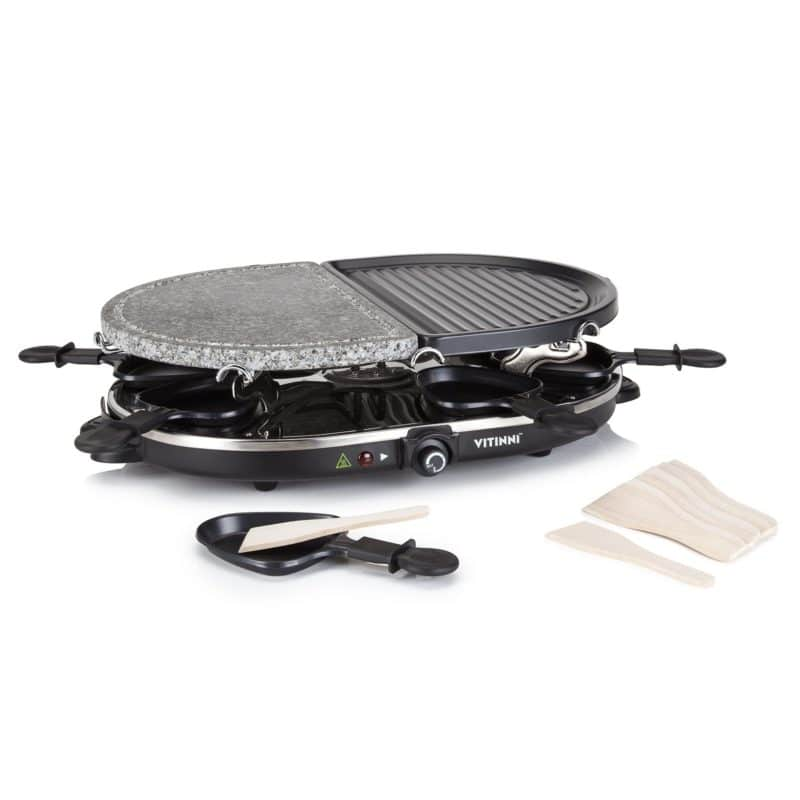raclette accessori