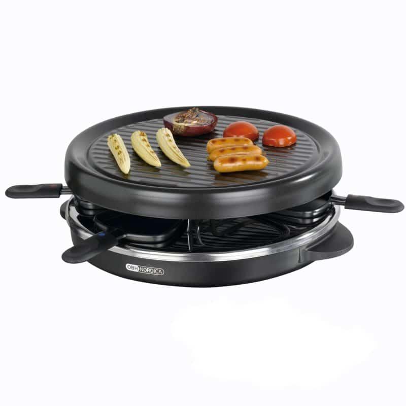 raclette rotonda