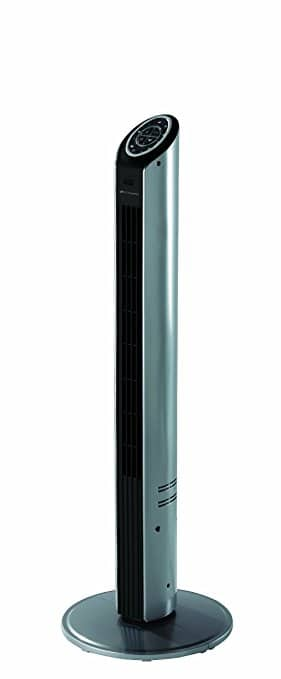 ventilatore a colonna laterale