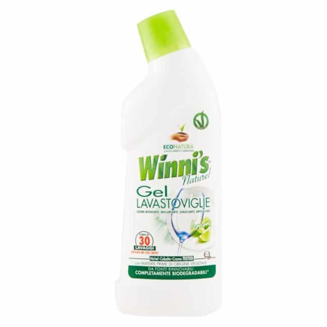 winni's gel lavastoviglie marche detersivi