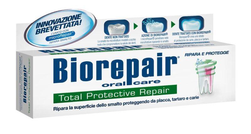 biorepair marche dentifrici