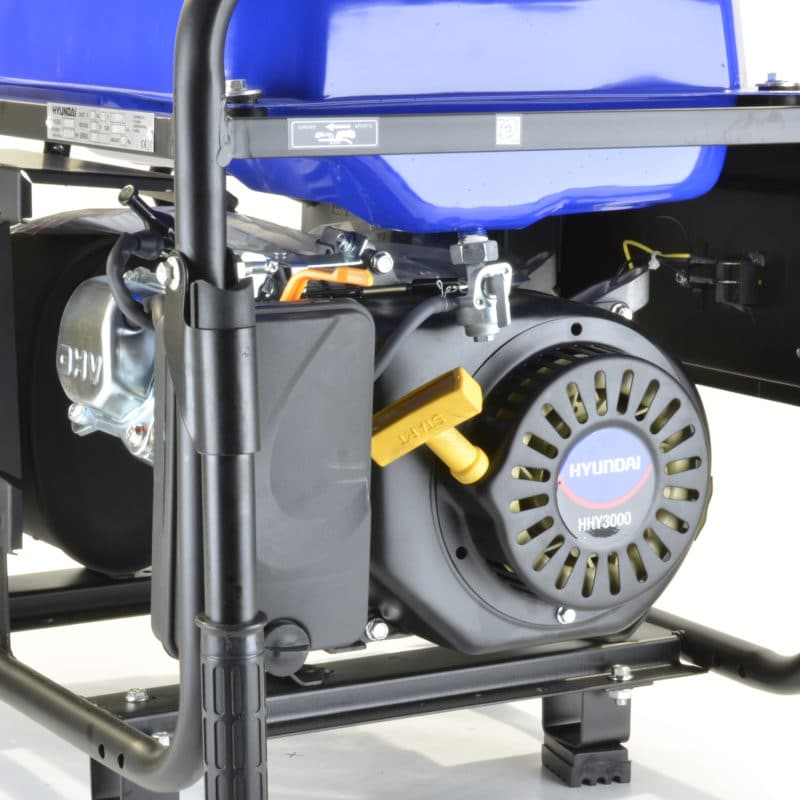 generatore di corrente motore
