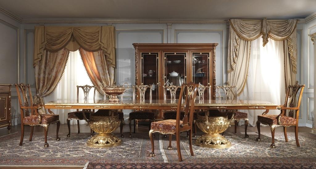 Mobili Antichi Per Sala Da Pranzo : I principali stili dei mobili antichi vesto casa