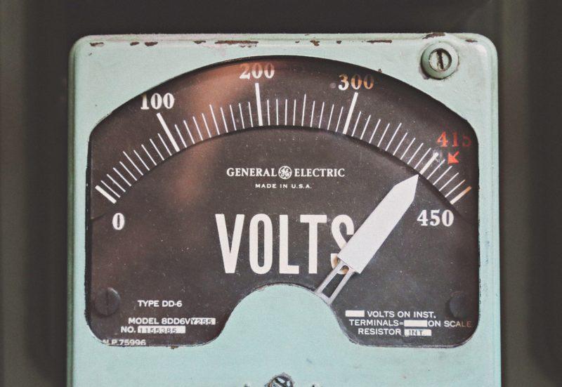 volt generatore di corrente