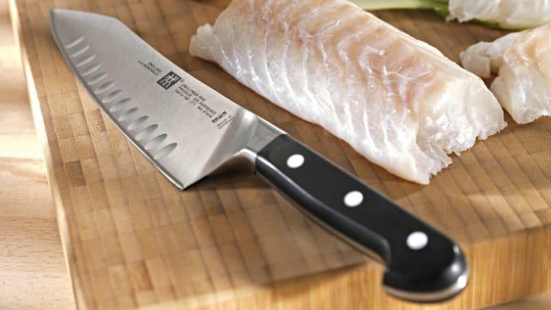 coltelli da cucina santoku