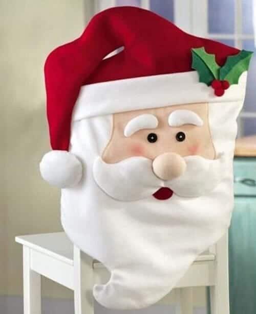 Coprisedia Babbo Natale