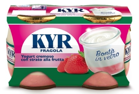 yogurt parmalat kyr