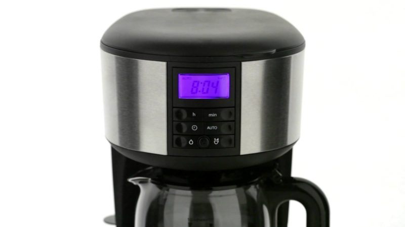 macchina caffè americano comandi